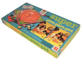 Super pim-pam-pet • Jumbo spellen • 1979