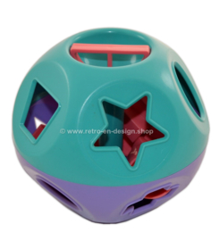 Classic Tupperware Shape-O-Toy