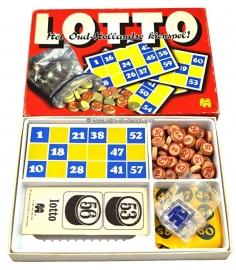 Lotto. Les ancienne hollandais jeux de Kien! No 204