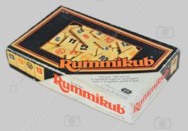 Het originele Rummikub spel van Goliath  uit 1978