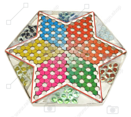 Chinese Checkers • The Chinese marbles game