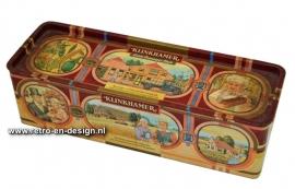 Klinkhamer Groningen cake tin.