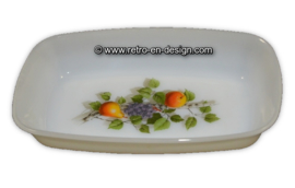 Arcopal France rectangular dish