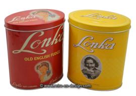 Lonka Tins. Traditional & Old English Fudge.