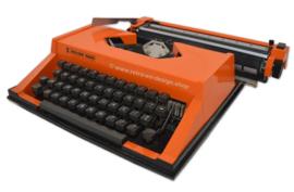 Rover 1000 vintage typemachine, Italië jaren 70