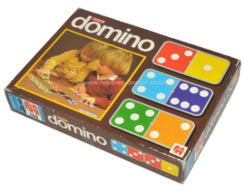Vintage Color Domino by Jumbo games