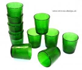 Arcoroc Sierra Vaso de beber en verde