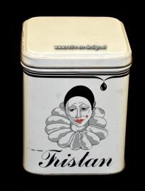 Tristan Pierrot, blik