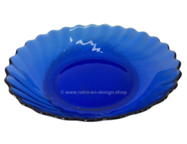 Suppenteller Ø 20 cm. Torsade Saphir blue swirl, ARCOROC
