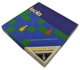 Vintage game, Isola by Ravensburger 1972