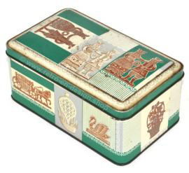 Vintage Keksdose für Spekulaas von De Spar