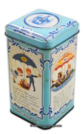 Vintage tin chocoladehagel by VENZ