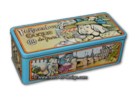 Gingerbread tin Couque de Paris