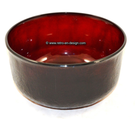 Large bowl  Arcoroc Sierra, ruby red Ø 22 cm