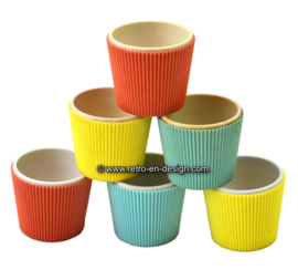 Vintage Turkstra egg cups