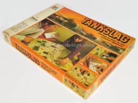 """Vintage spel """"Tankslag"""" van MB uit 1976"""