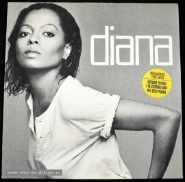 Diana - Diana Ross (LP)