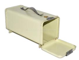 Vintage boîte à gâteaux fabriqué par Brabantia Home Steel