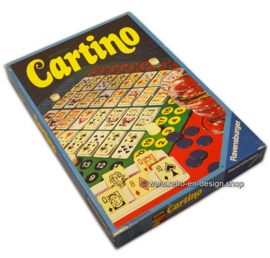 Cartino vintage bordspel van Ravensburger 1976