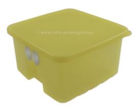 Tupperware FridgeSmart vierkante opbergbak of bewaardoos