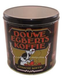 Voorraadbus Douwe Egberts Koffie ...lekkere koffie