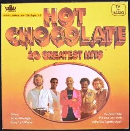 20 Greatest Hits -  Hot Chocolate (LP)