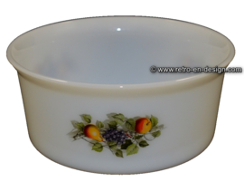 Fruit bowl Arcopal, Fruits de France Ø 21,5 cm
