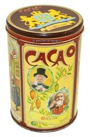 Cacaoblik Van Houten seit 1828