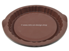 "Tupperware multiflex silicone baking form ""Queen"""