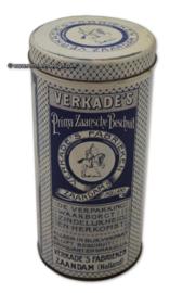 Vintage biscuit tin Verkade's Prima Zaanse Beschuit