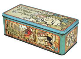 Keksdose von Peijnenburg für die Couque de Paris mit Bildern von Paris