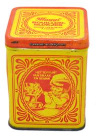 Vintage blik Maggi Bouillonblokjes