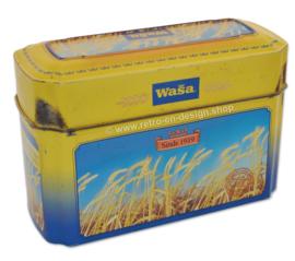 Storage tin Wasa crackers