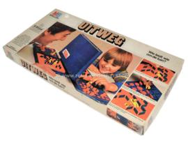 UITWEG (Ausweg), Vintage-Spiel von MB. wer täuscht wen?