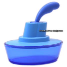 Alessi design Ship Shape butter dish