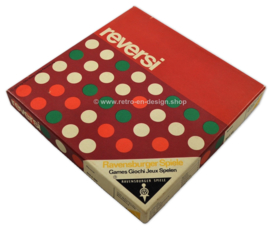 Vintage game, Reversi by Ravensburger from 1972