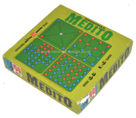 "Vintage game original ""Medito"" by Jumbo from 1975"
