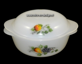 Cocotte Arcopal Fruits de France
