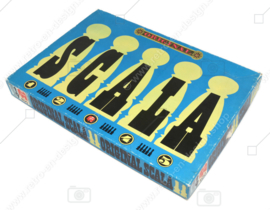 Jeu de société vintage Scala original par Jumbo Games de 1974
