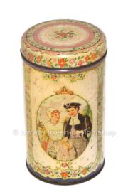 Lata vintage original para Real Zaanse Koeken de ALBERT HEIJN