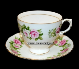 """""""Colclouch"""" Fine Bone China, Cup and saucer"""