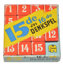 Vintage Jumbo - 15de en 16de DENKSPEL 1965