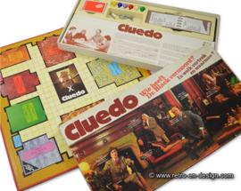 Vintage bordspel Cluedo • Clipper • 1976