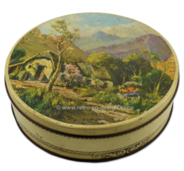 Vintage tin for Enterprise biscuits