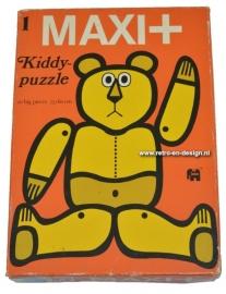 Jumbo Maxi+ Kiddy Puzzle