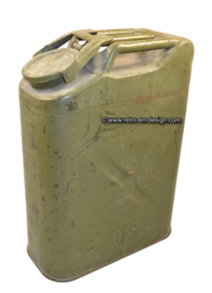Vintage US Jerrycan 5 gallons / 19 Ltr.