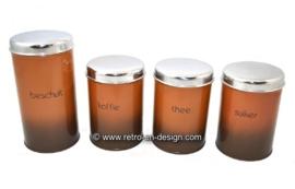 Brabantia set of tins