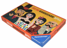 Barricade board game • Ravensburger • 1970