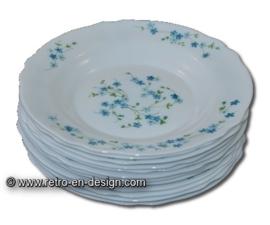 Arcopal Veronica, soup plate