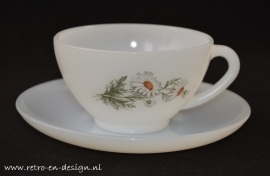 Arcopal France Cup and Saucer
